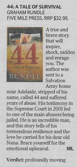 Herald Sun Review