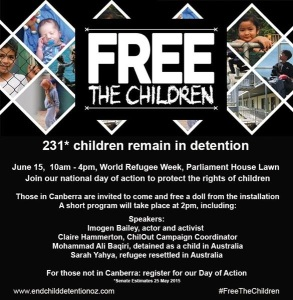 Free the Children National Day of Action